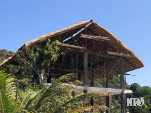 Khai thác vật liệu từ cỏ tranh tạo sinh kế bền vững cho cộng đồng